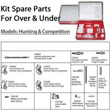 Beretta Kit Spare Parts For Over & Under Shotguns