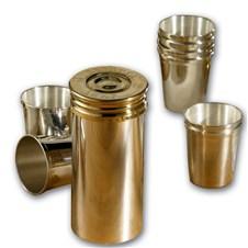 Beretta Shotgun Shell Shot Cups (set of 8)
