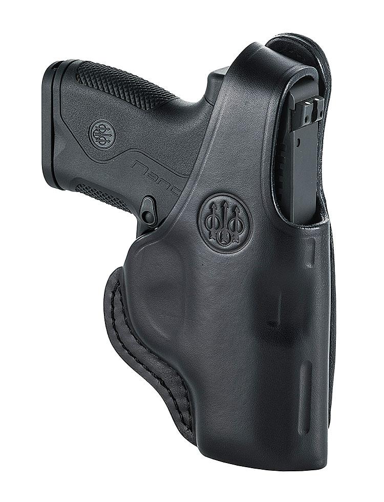 Beretta Leather Holster Mod. 04 – HIP HOLSTER, Right Hand – BU9 Nano