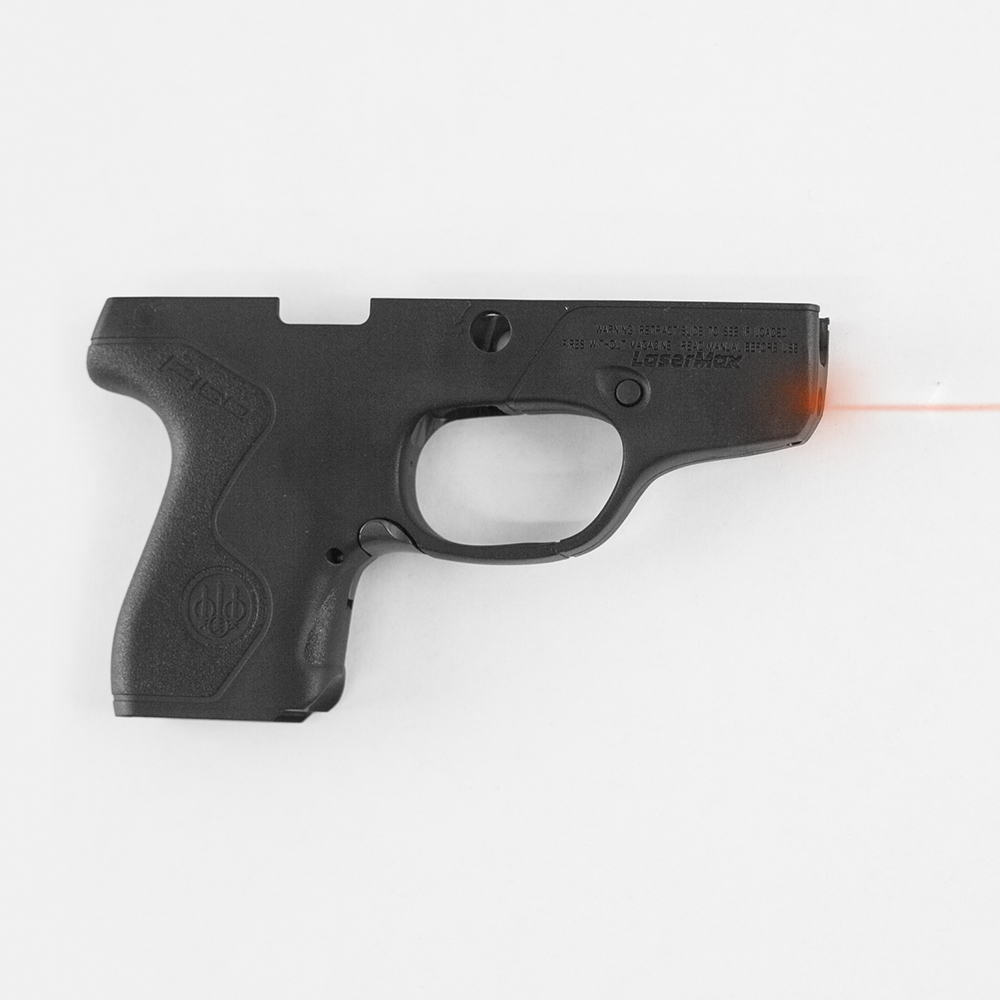 Beretta PICO Integrated Red Laser Grip Housing (un-packaged)
