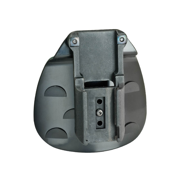 Beretta Paddle Module for Tactical Holster LIII RH ABS Black