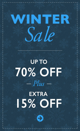 Winter Sale | Up To 70% Off