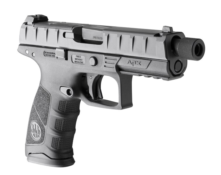 Beretta APX Combat review