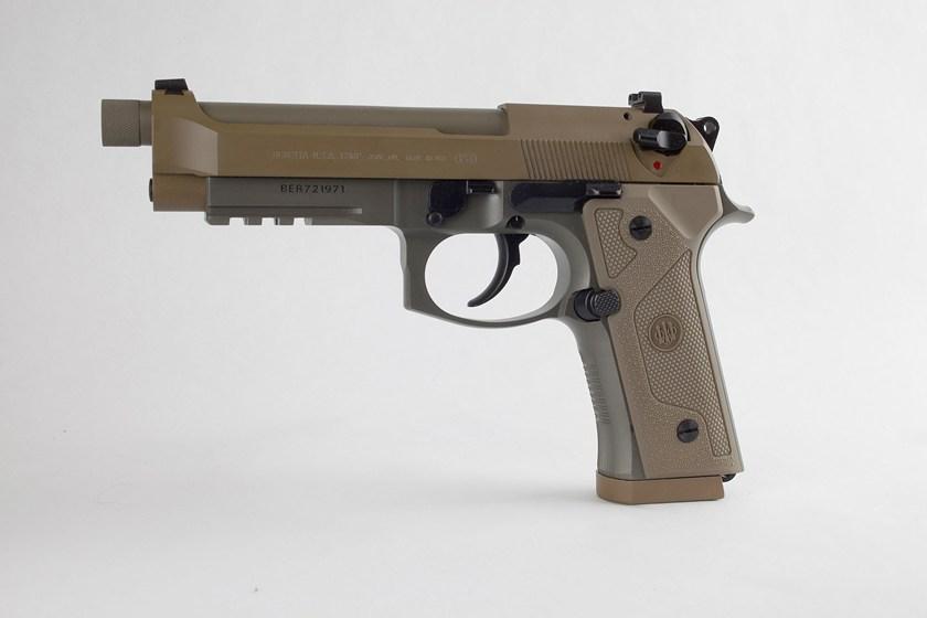 New Military Guns >> M9A3