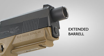Extended-Barrell