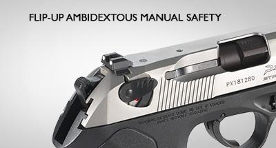 Flip-up-manual-safety