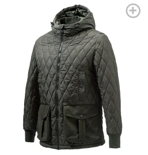 Frisia Quilted Coat