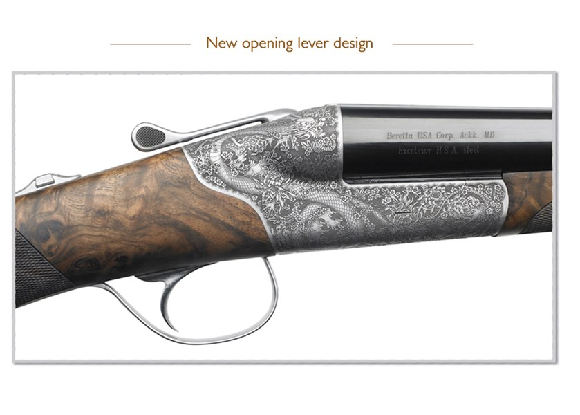 New-opening-lever-design