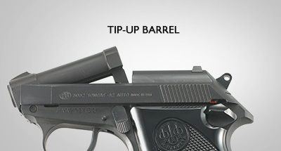 Tip-Up-Barrel