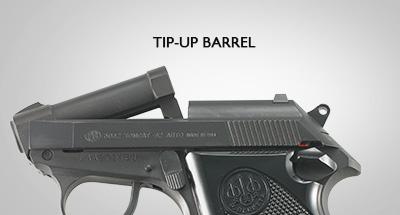 Tip-Up-Barrel