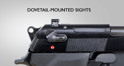 dovetail-mounted