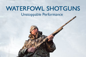 waterfowl-shotguns