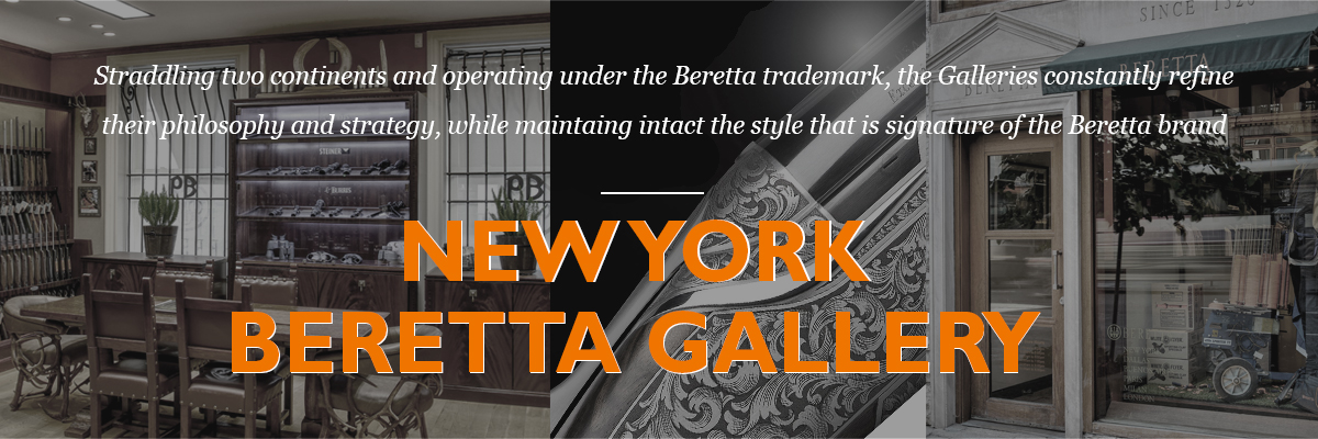 Beretta New York Gallery