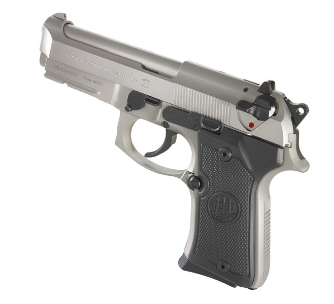 92 Compact with Rail Inox - 14