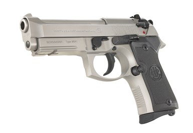 92 Compact with Rail Inox - 1