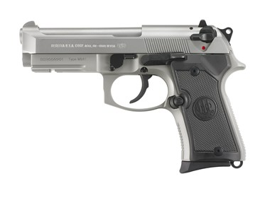 92 Compact with Rail Inox - 10