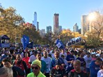 NY Marathon Beretta Runners Photo
