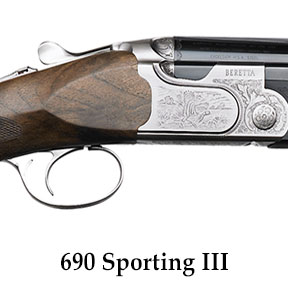 Clay Shooting: Competition Shotguns for Skeet, Trap & Clay