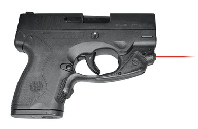 Beretta Nano with Crimson Trace Laser