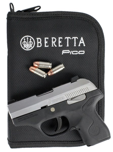 Beretta Pico with Pouch