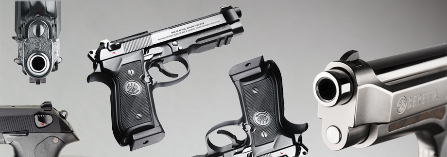 Beretta Pistols: Military, Law Enforcement and Self Defence