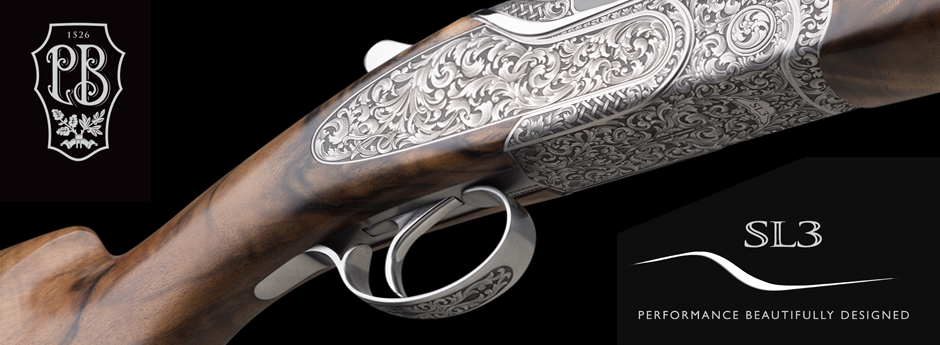 Luxury shotguns - over-and-under and double barrelled - Beretta