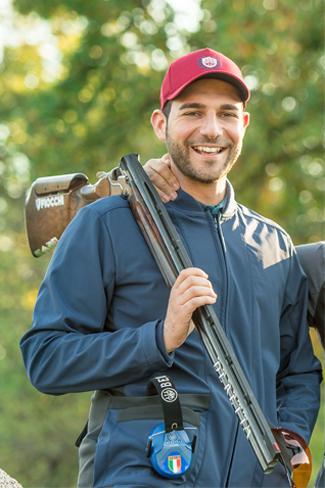 Beretta Uniforme Rose Cotton Shooter/'s Serviette OG840