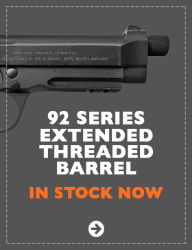 Threaded Barrel 9mm Now in Stock