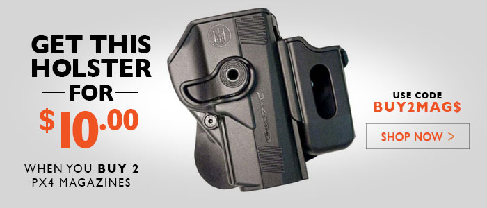 Get IMI holster for $10