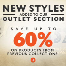 New Products added to outlet section