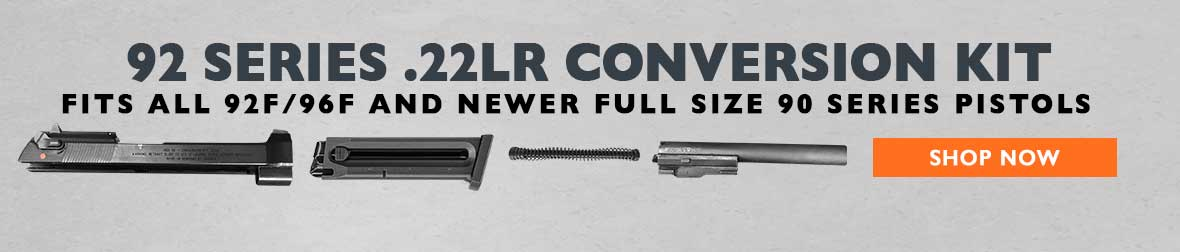 Conversion Kit .22LR for 92 Series