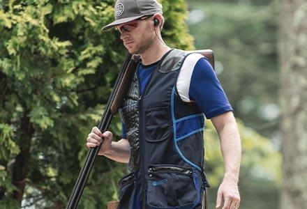 Men's Vests | Shooting, Hunting, Outdoor & More | Beretta USA
