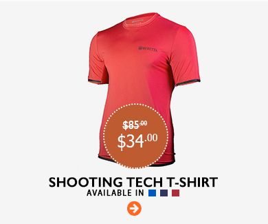 Shooting Tech Tshirt