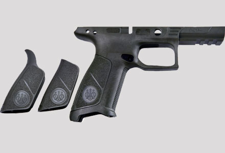 Handgun Grips | Competition, Tactical & More! | Beretta USA