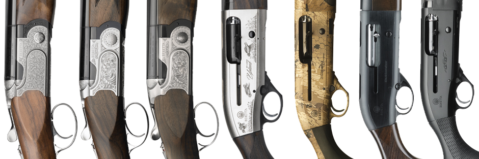 Fabbrica d'armi Beretta fucili e accessori per caccia e