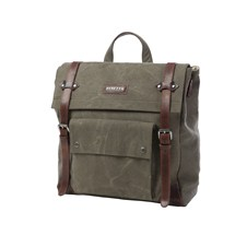 Beretta Canvas and Leather Backpack