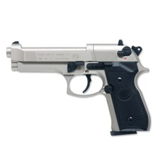 Beretta Air Gun, 92FS Nickel/Black