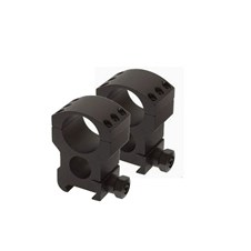 Burris Extreme Tactical Picatinny Rail XHigh 1 Height 30mm Two Rings
