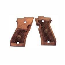 Beretta 87 Target Wood Grips (right hand)