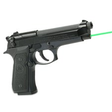 LaserMax Guide Rod Green Laser for Beretta 92/96 series