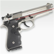 Beretta 92 Series Over Mold Laser Grips