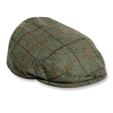 Beretta St. James Cap - Herringbone Prairie Green