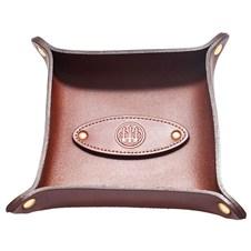 Beretta Leather Dresser Caddy