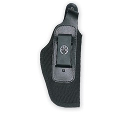 Beretta Nylon Clip-on Inside Black Holster - 92 Series
