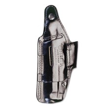 Beretta Std belt leather black holster - 92 Series