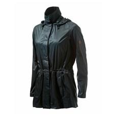 Beretta Women's Waterproof Light Coat - Black