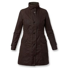 Beretta Women's Waxed Cotton Coat