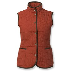 Beretta Women's Microfiber Quilted Vest