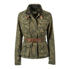 Beretta Woman's Summer Waxed Cotton Field Jacket