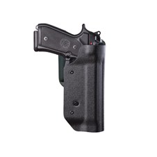 Beretta Basic Tactical Holster LIII for 92 series RH ABS black